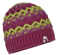 Шапка Salewa LEVIATHAN KN BEANIE grape