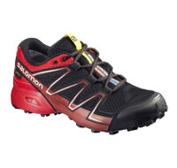 Кроссовки Speedcross 4 Vario GTX black/radia р.7,5