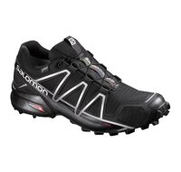 Кроссовки Speedcross 4 GTX black/black р.8
