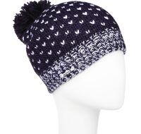 Шапка Pearl Beanie Night Gr/White