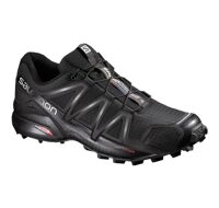 Кроссовки Speedcross 4 bk/bk/black р.7
